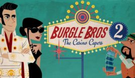 Burgle Bros 2 - The Casino Capers par Fowler Games