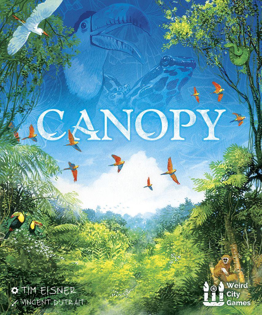 Jeu Canopy