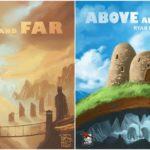 Above and Below + Near and Far – VF par Lucky Duck Games – 1 octobre 2019
