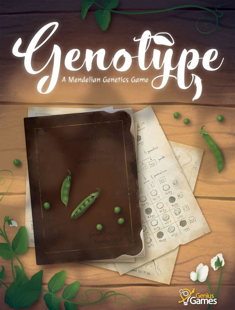 Jeu Genotype par Genius Games
