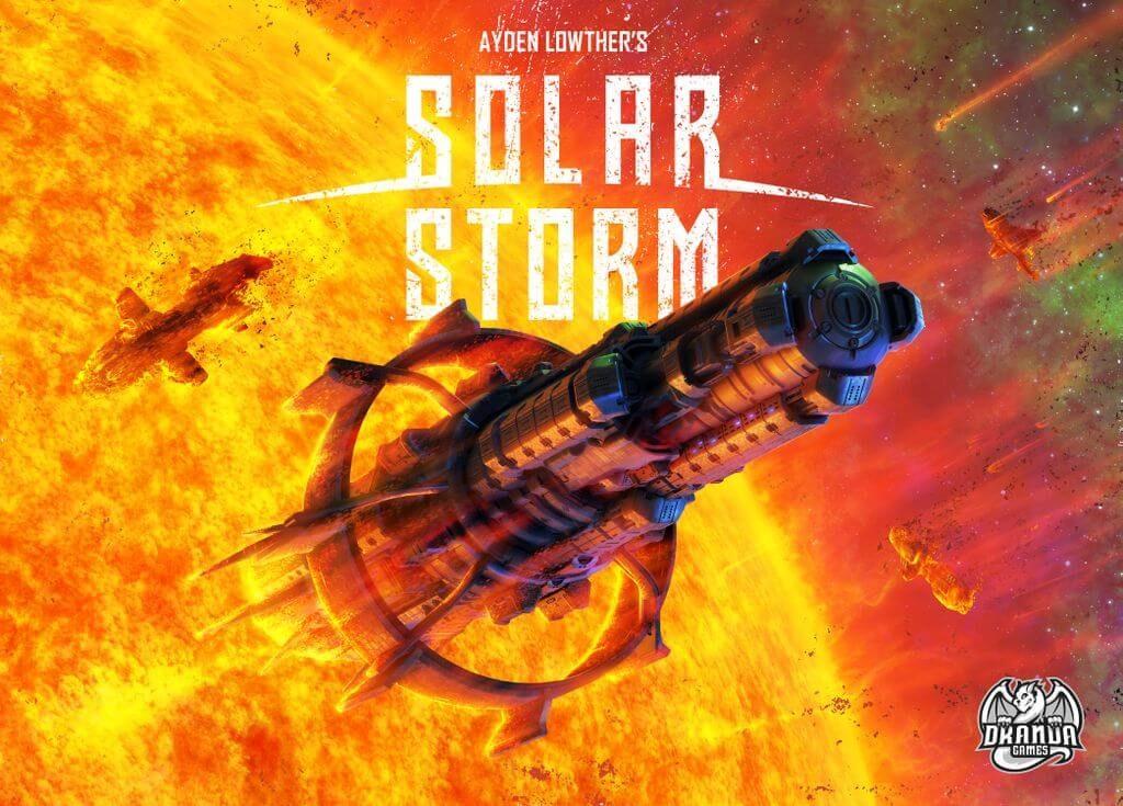 Jeu Solar Storm par Dranda Games