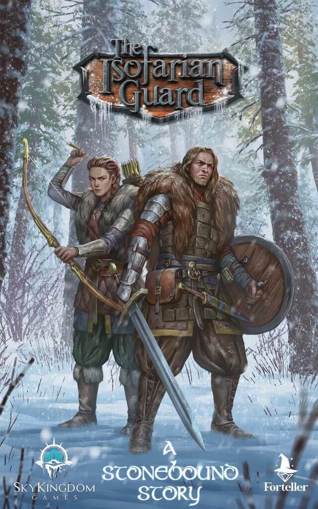 Jeu The Isofarian Guard par Sky Kingdom Games