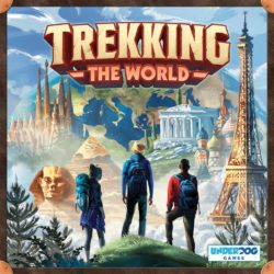 jeu Trekking the World