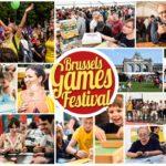 Bruxelles Games Festival – 23 au 25 août 2019