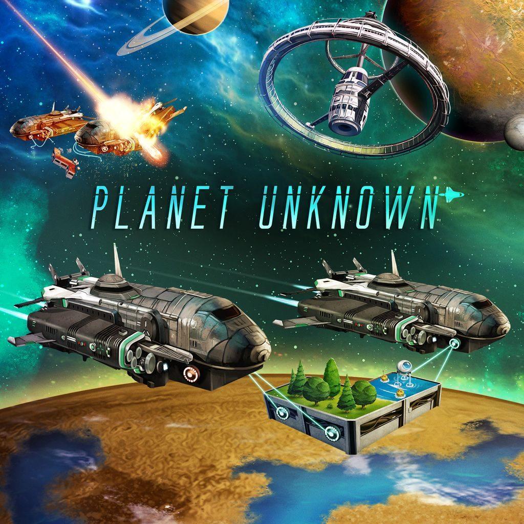 jeu Planet Unknown