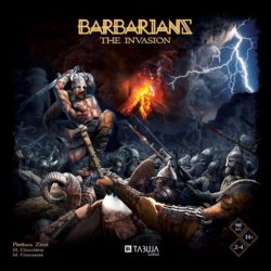 Jeu Barbarians - The Invasion par Tabula Games