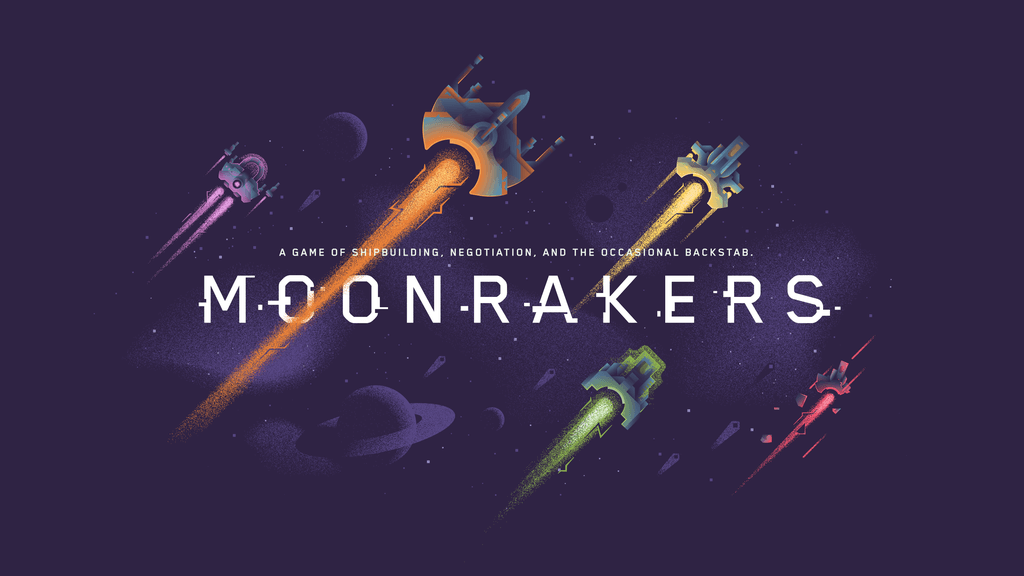 Jeu Moonrakers par IV Studios