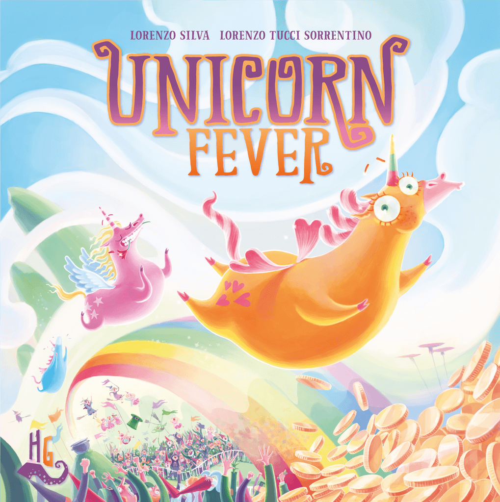 Jeu Unicorn Fever par Horrible Games