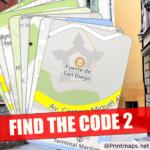 Find the code : Stockholm #2 par Fabrice – Livraison décembre 2019