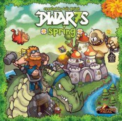 Jeu Dwar7s Spring par Vesuvius Media