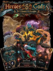 Jeu Heroes & Gods par Fanatic Game Labs