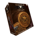 Jeu League of Infamy par Mantic