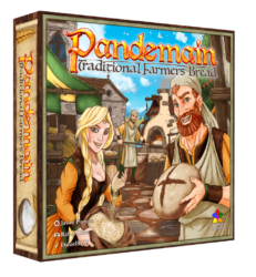 Jeu Pandemain - Traditional Farmers Bread par Amphora Games