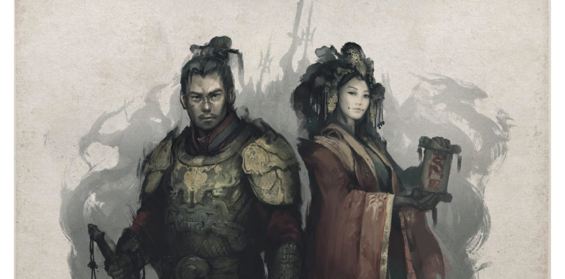 Jeu The Great Wall par Awaken Realms - Illustration