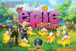 Jeu Tiny Epic Dinosaurs par Gamelyn Games