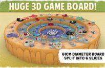 JeuTitan par Holy Grail Games-plateau