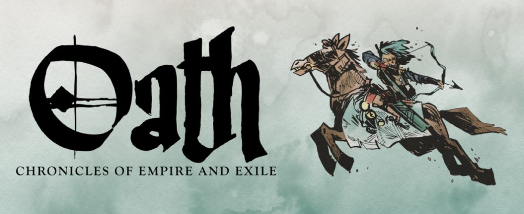 Jeu Oath - Chronicles of Empire and Exile