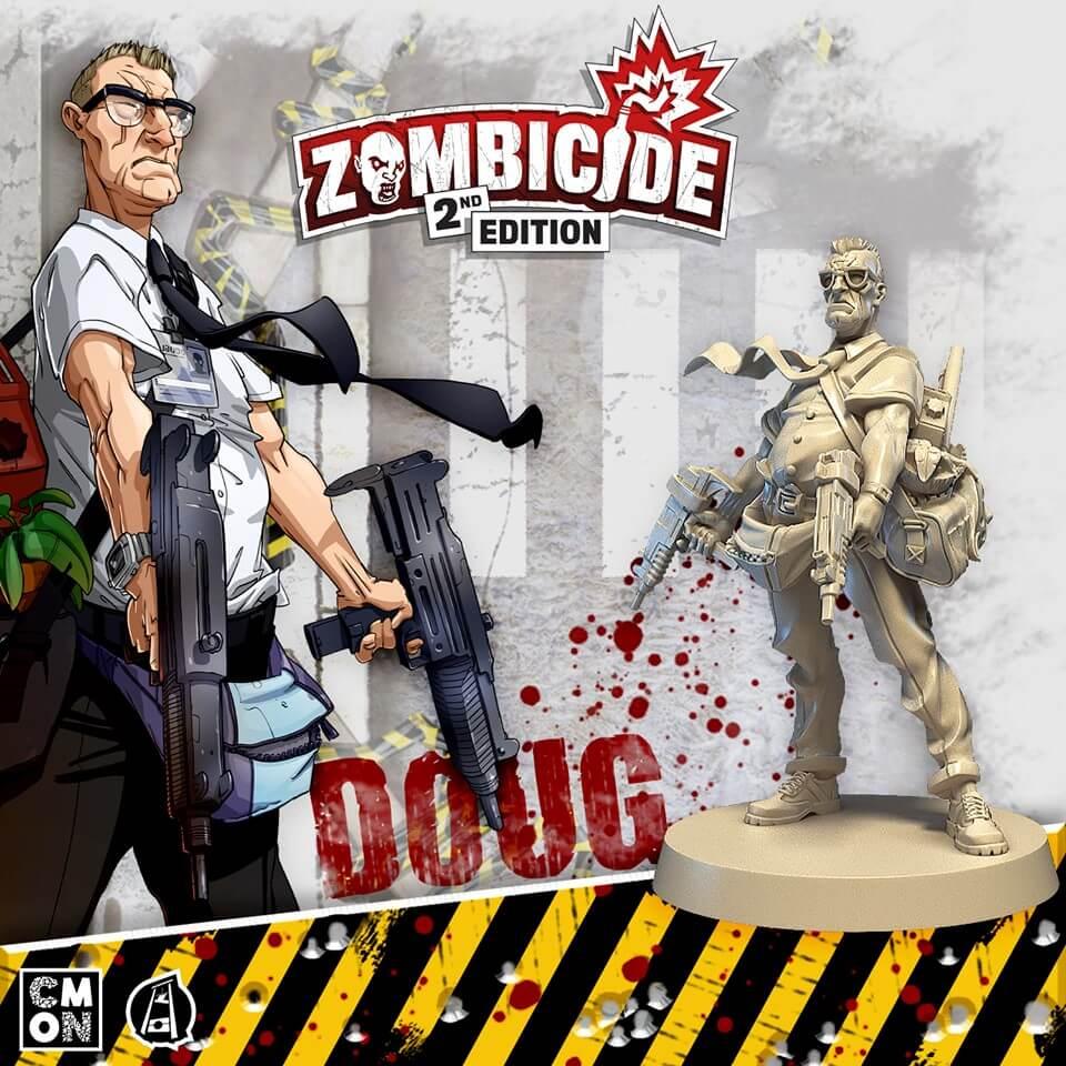 zombicide 2nd edition - Doug