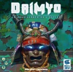 Daimyo : la renaissance de l'Empire par La boîte de jeu