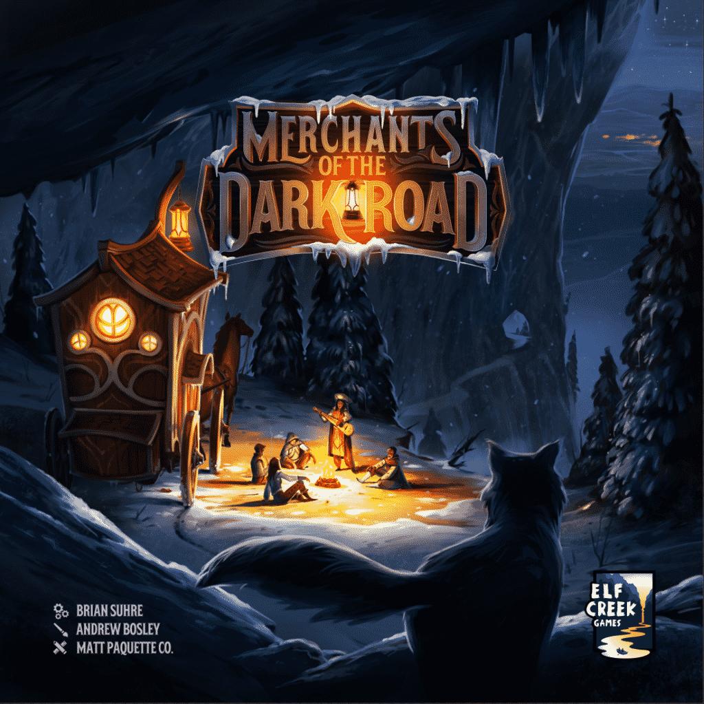 Jeu Merchants of the Dark Road par Elf Creek Games