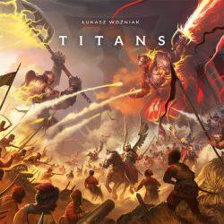 Jeu Titans par Go On Board