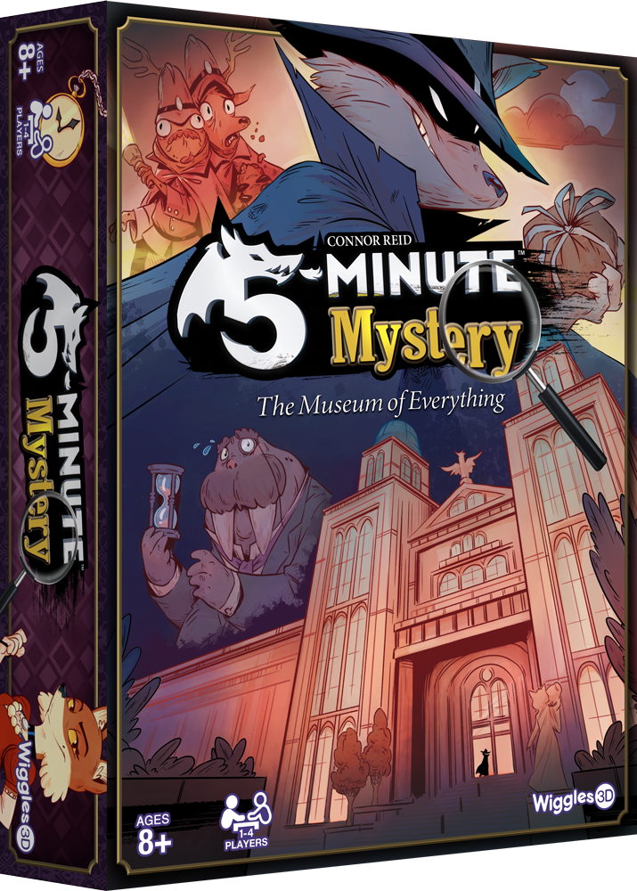 5-Minutes Mystery par Wiggles 3D