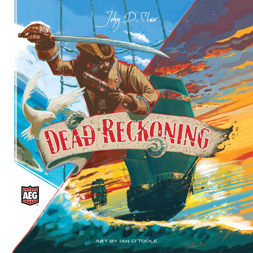 Dead Reckoning par Alderac Entertainment
