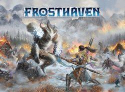 Jeu Frosthaven par Cephalofair