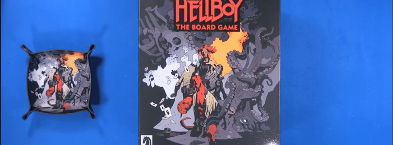 Hellboy - partie découverte par Pug and Play