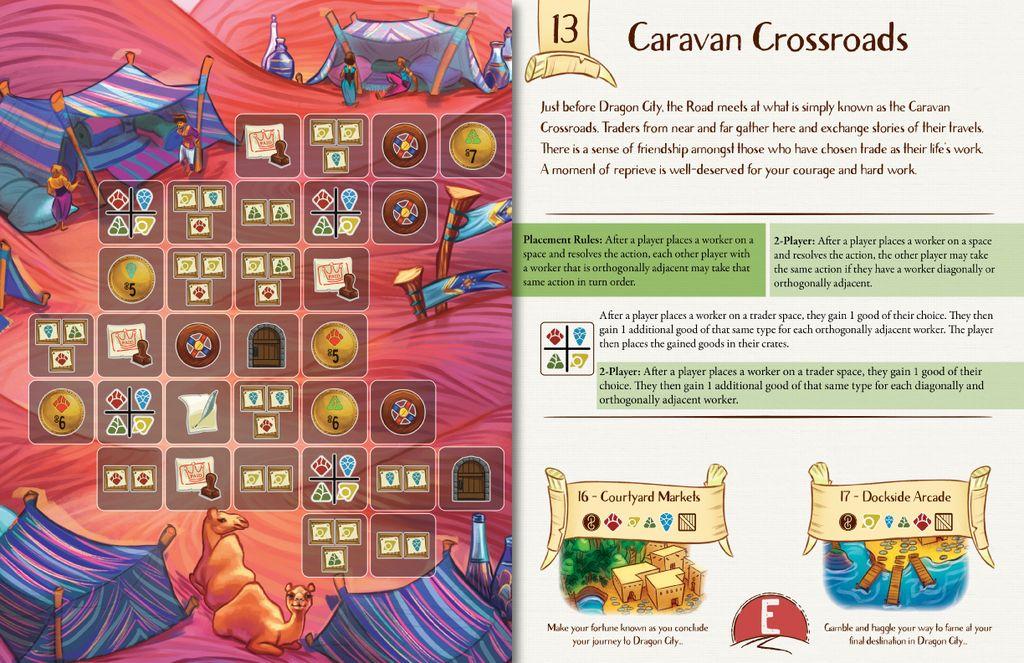Almanac - épisode Caravan Crossroads
