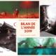 bilan des jeux en financement participatif - Kickstarter 2019