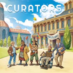 Jeu Curators par Worldshapers