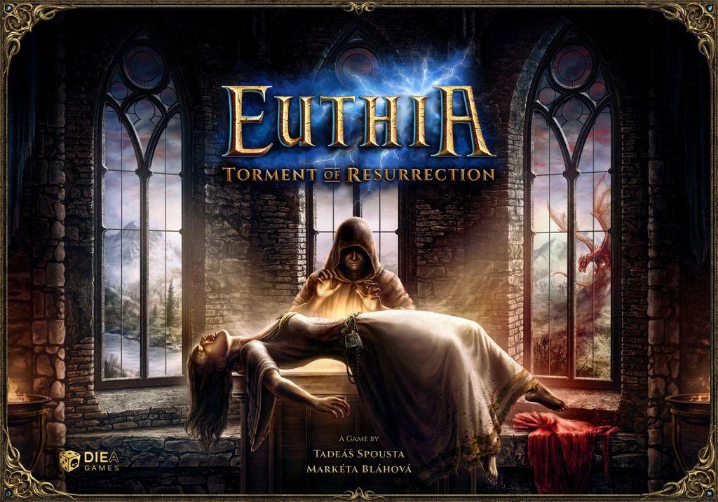 Jeu Euthia: Torment of Resurrection par DIEA Games