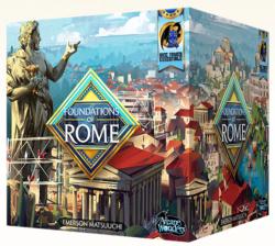 Jeu Foundations of Rome par Arcane Wonders