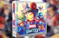 Jeu Marvel United par CMON