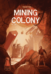 Jeu Mining Colony par Dr Finn Games