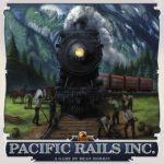 Jeu Pacific Rails Inc par Vesuvius Media