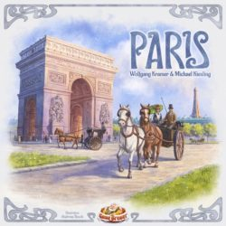 Jeu Paris par Game Brewer