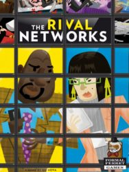 jeu The Rival Networks - par Formal Ferret Games