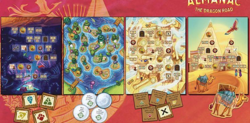 Jeu Almanac de Scott Almes par Kolossal Games