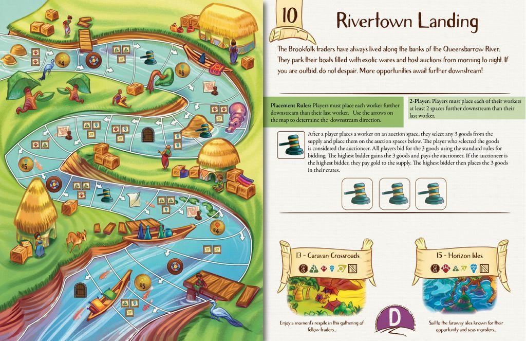 Almanac - épisode Rivertown Landing