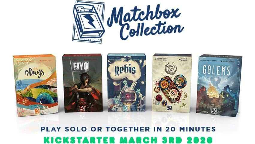 Jeu Matchbox Collection - par Thundergryph Games