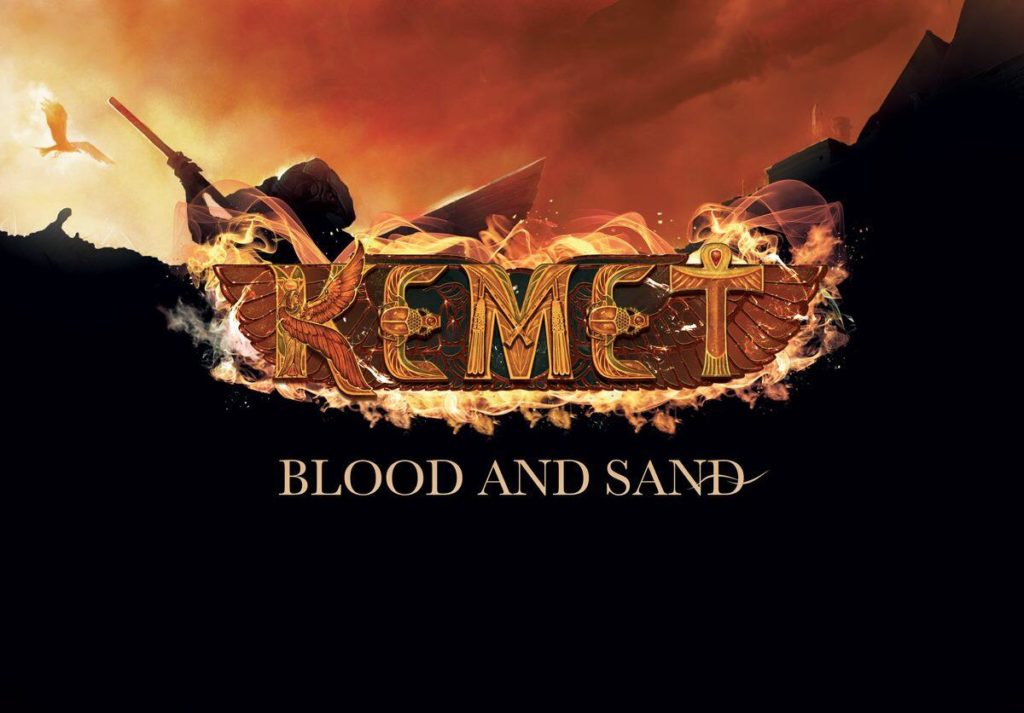 Jeu Kemet Blood and Sand par Matagot