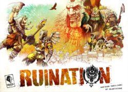 Jeu Ruination par Kolossal Games