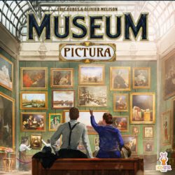 jeu Museum: Pictura par Holy Grail Games