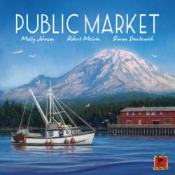 Jeu Public Market par Talon Strike