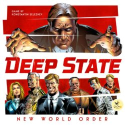 Jeu Deep State: New World Order par CrowD Games