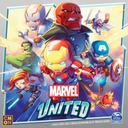 Jeu Marvel United par CMON