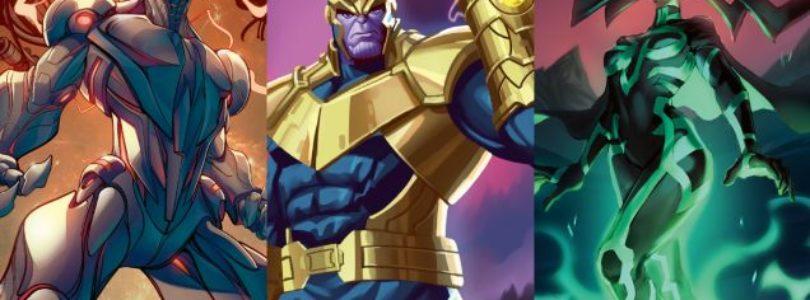 Jeu Marvel Villainous par Ravensburger