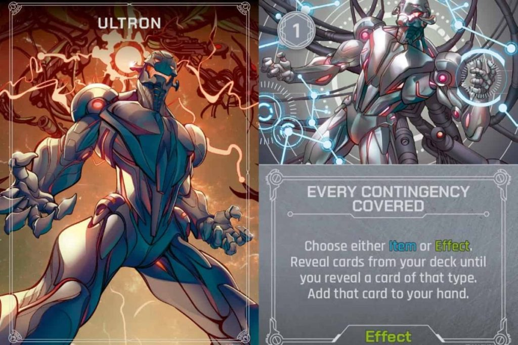 Jeu Marvel Villainous par Ravensburger - Ultron